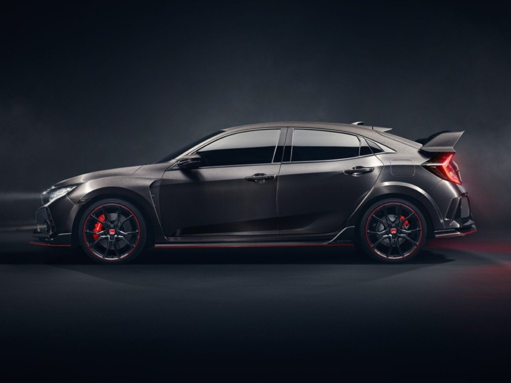 Honda Civic Type R prototype - 03