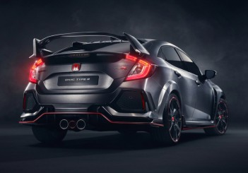 Honda Civic Type R prototype - 05