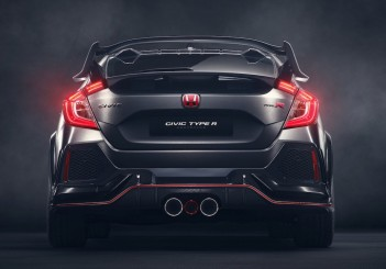 Honda Civic Type R prototype - 06