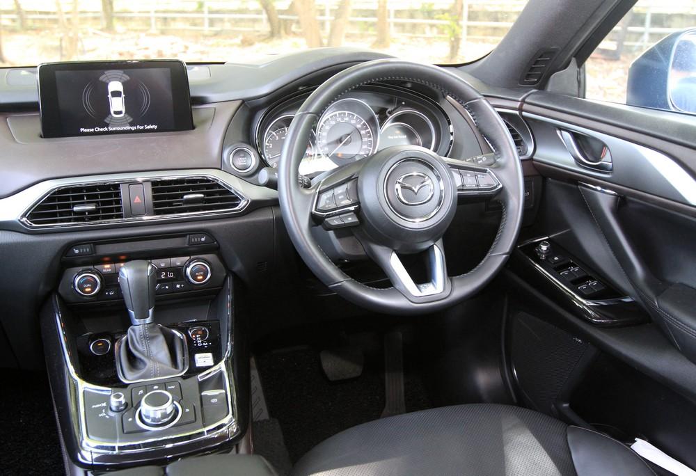 MAZDA CX9 SUV