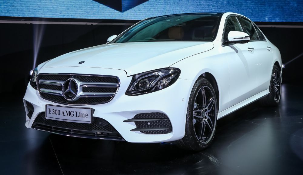Mercedes benz offers top e 300 amg line for rm459k carsifu for Mercedes benz e300 amg