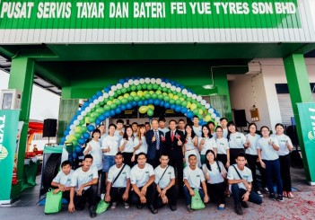 Michelin TYREPLUS - Sibu, Sarawak