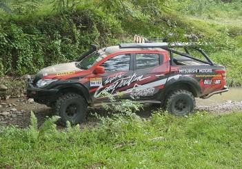 Mitsubishi Triton Borneo Safari (2016) - 05