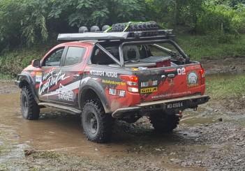 Mitsubishi Triton Borneo Safari (2016) - 06