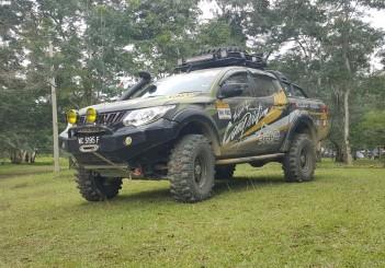 Mitsubishi Triton Borneo Safari (2016) - 09