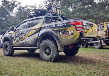 Mitsubishi Triton Borneo Safari (2016) - 10
