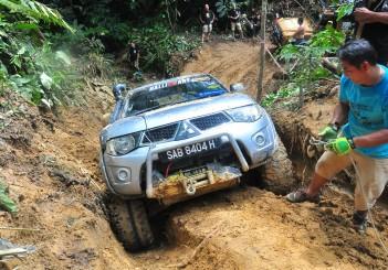 Mitsubishi Triton Borneo Safari (2016) - 24
