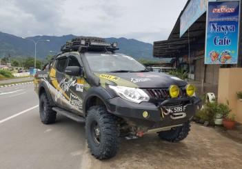 Mitsubishi Triton Borneo Safari (2016) - 30