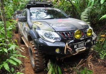 Mitsubishi Triton Borneo Safari (2016) - 42