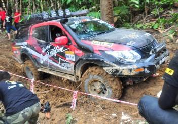 Mitsubishi Triton Borneo Safari (2016) - 57