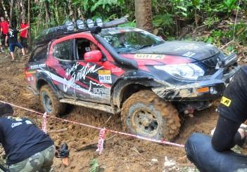 Mitsubishi Triton Borneo Safari (2016) - 58