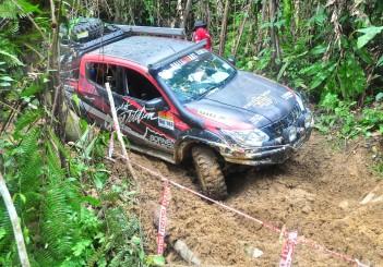 Mitsubishi Triton Borneo Safari (2016) - 62