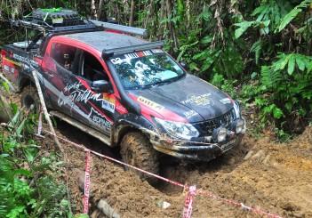 Mitsubishi Triton Borneo Safari (2016) - 63
