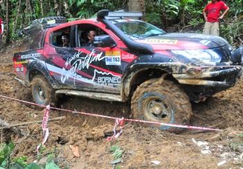 Mitsubishi Triton Borneo Safari (2016) - 66