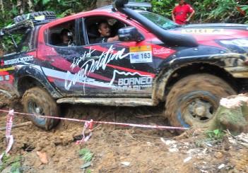 Mitsubishi Triton Borneo Safari (2016) - 67