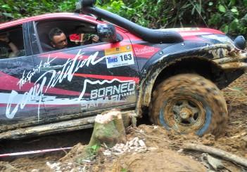 Mitsubishi Triton Borneo Safari (2016) - 68