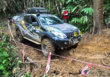 Mitsubishi Triton Borneo Safari (2016) - 70