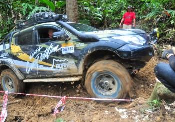 Mitsubishi Triton Borneo Safari (2016) - 73