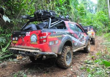 Mitsubishi Triton Borneo Safari (2016) - 74