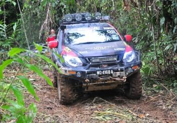 Mitsubishi Triton Borneo Safari (2016) - 78