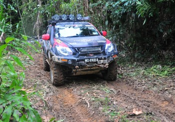 Mitsubishi Triton Borneo Safari (2016) - 79