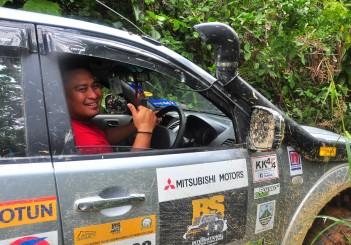 Mitsubishi Triton Borneo Safari (2016) - 83