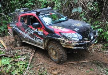 Mitsubishi Triton Borneo Safari (2016) - 86