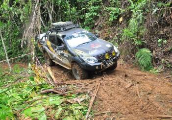 Mitsubishi Triton Borneo Safari (2016) - 88