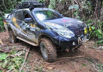 Mitsubishi Triton Borneo Safari (2016) - 89