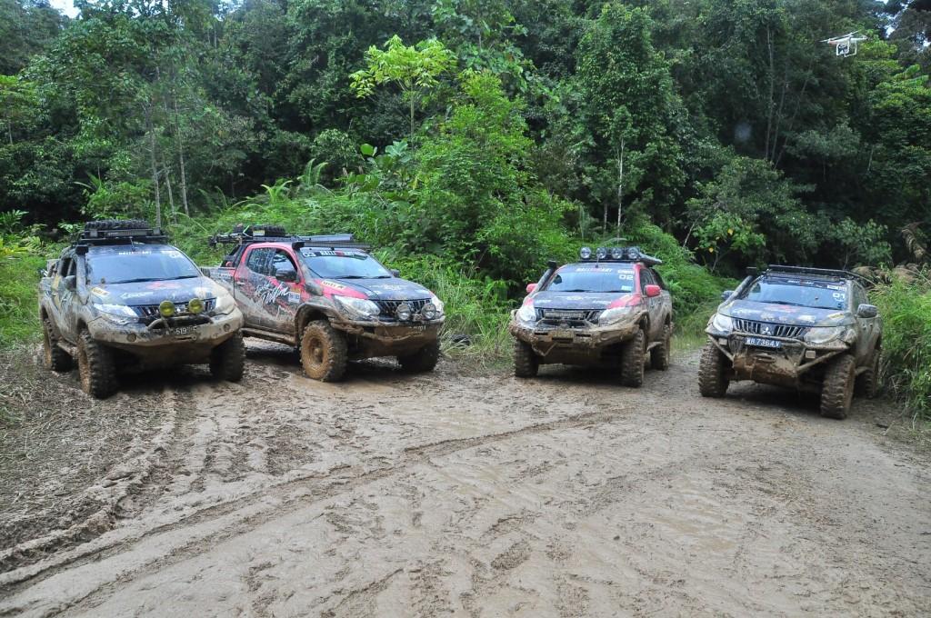 Mitsubishi Triton Borneo Safari (2016) - 96