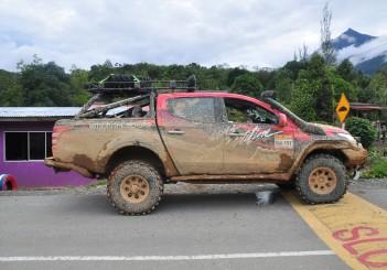 Mitsubishi Triton Borneo Safari (2016) - 98