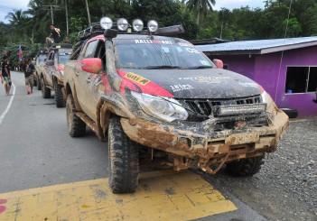 Mitsubishi Triton Borneo Safari (2016) - 99