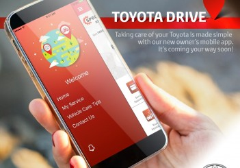 Toyota Drive Mobile Apps