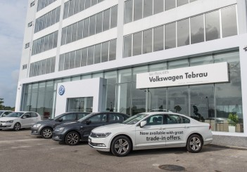 Volkswagen Tebrau 3S Centre - 02