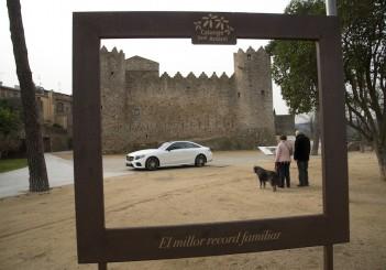 The new E Class-Coupe  Catalonia 2017