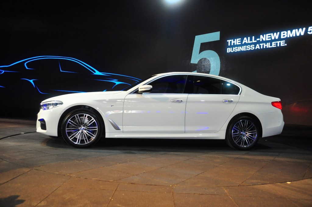 Bmw 530i G30 M Sport Launched From Rm400k Carsifu