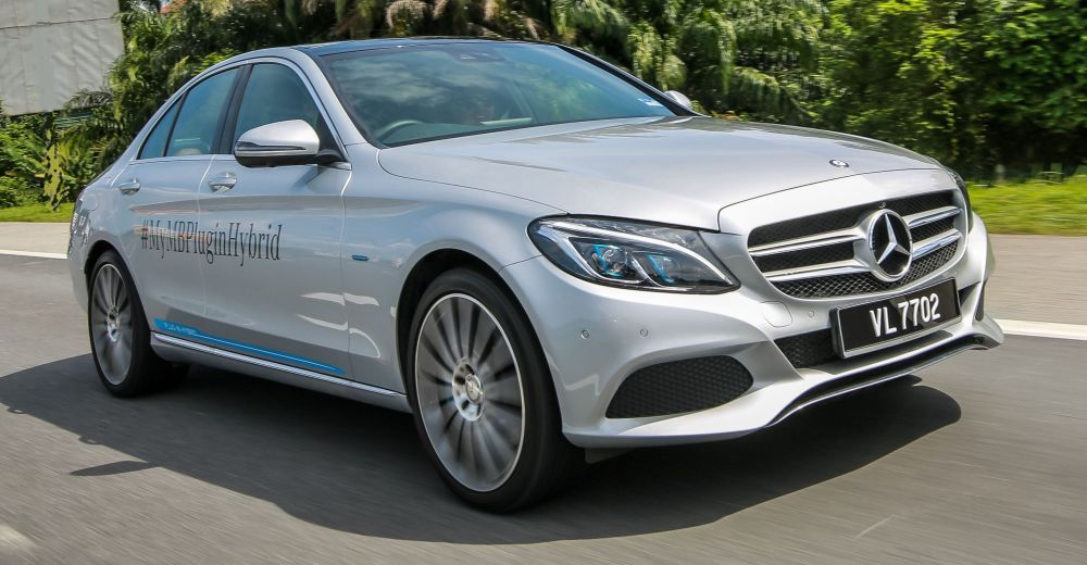 Fuel economy challenge with mercedes benz c 350 e plug in for Mercedes benz gas mileage