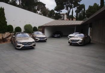 Mercedes-Benz E-Class Coupe_Barcelona_Feb 2017 (140) - Copy