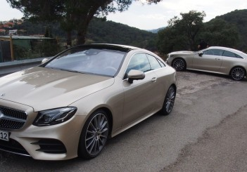 Mercedes-Benz E-Class Coupe_Barcelona_Feb 2017 (80) - Copy