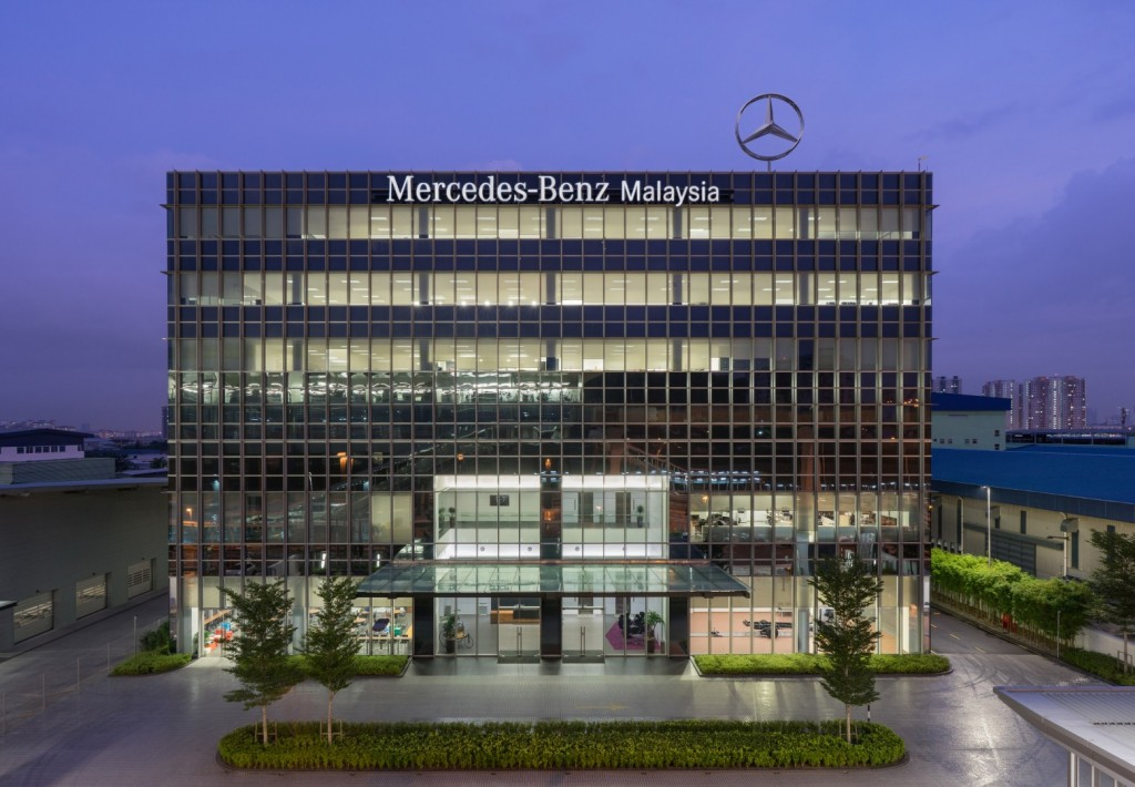 Mercedes benz malaysia has new headquarters and training for Mercedes benz malaysia