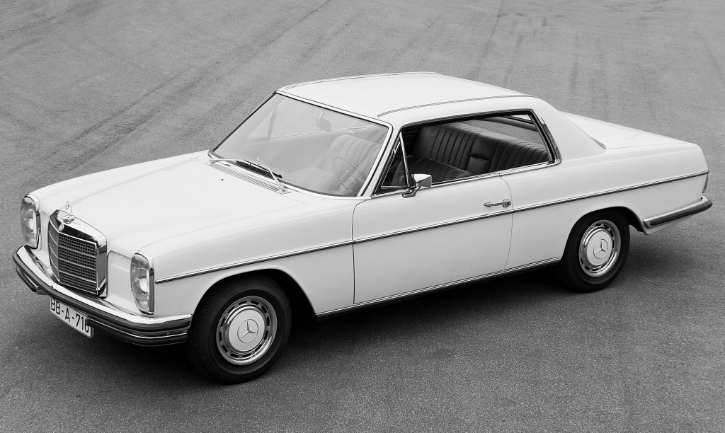 Mercedes benz e class coup model with a long tradition for Mercedes benz model history