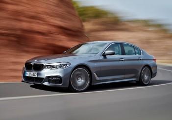 BMW 5 Series (G30) - 01