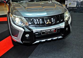 Mitsubishi Triton Adventure X with MIVEC turbodiesel - 03