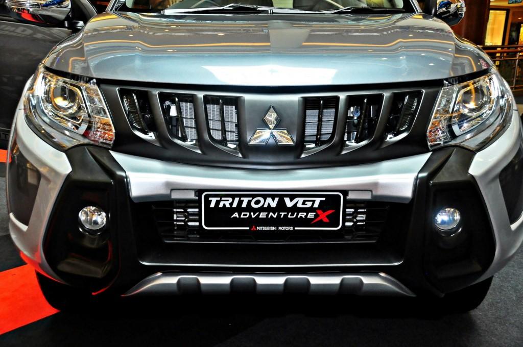 Mitsubishi Triton Adventure X with MIVEC turbodiesel - 04