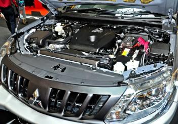Mitsubishi Triton Adventure X with MIVEC turbodiesel - 06