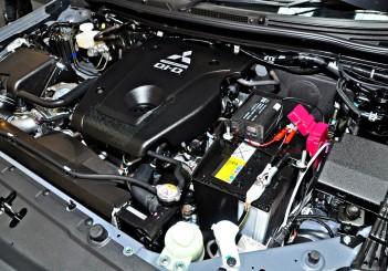 Mitsubishi Triton Adventure X with MIVEC turbodiesel - 11