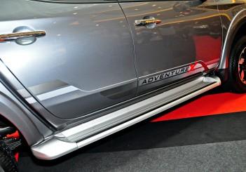 Mitsubishi Triton Adventure X with MIVEC turbodiesel - 17