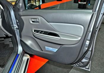 Mitsubishi Triton Adventure X with MIVEC turbodiesel - 18