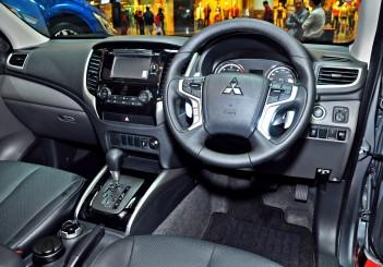 Mitsubishi Triton Adventure X with MIVEC turbodiesel - 32