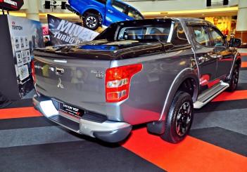 Mitsubishi Triton Adventure X with MIVEC turbodiesel - 52